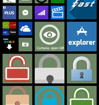 One Touch Lockscreen Ekran Görüntüleri - 3