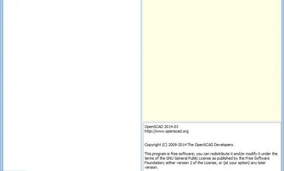 OpenSCAD Ekran Görüntüleri - 2