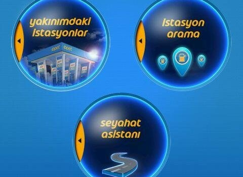 Opet Mobil Uygulaması Ekran Görüntüleri - 5