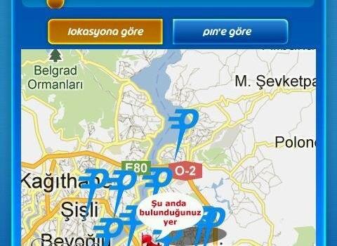 Opet Mobil Uygulaması Ekran Görüntüleri - 4