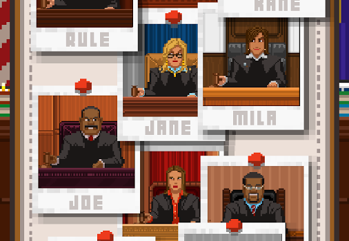 Order In The Court! Ekran Görüntüleri - 1