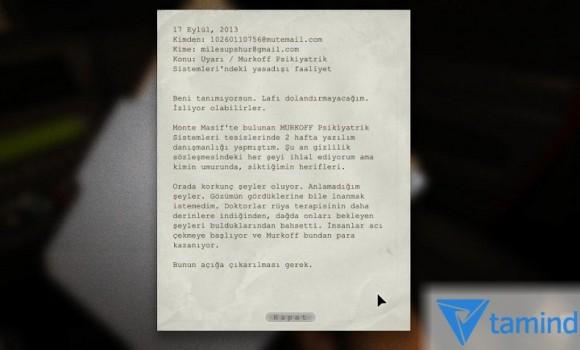 Outlast Türkçe Yama Ekran Görüntüleri - 1