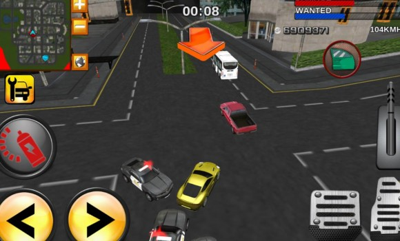 Outrun The Cop Criminal Racing Ekran Görüntüleri - 3