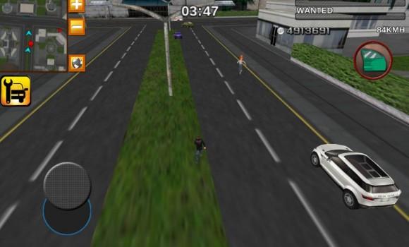 Outrun The Cop Criminal Racing Ekran Görüntüleri - 2
