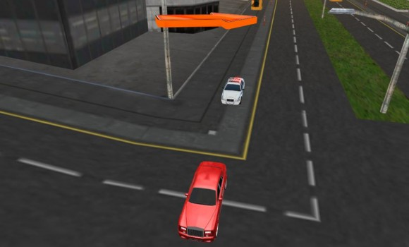 Outrun The Cop Criminal Racing Ekran Görüntüleri - 1