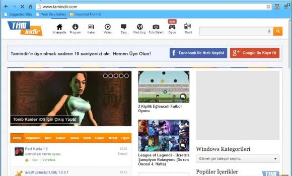 Oxy Browser Ekran Görüntüleri - 2