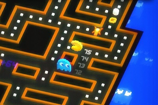 PAC-MAN 256 Ekran Görüntüleri - 6