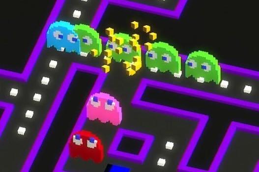 PAC-MAN 256 Ekran Görüntüleri - 1