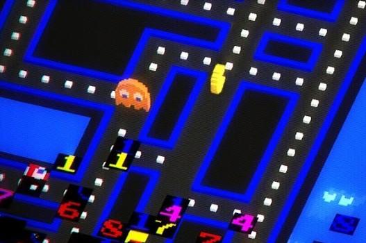 PAC-MAN 256 Ekran Görüntüleri - 5