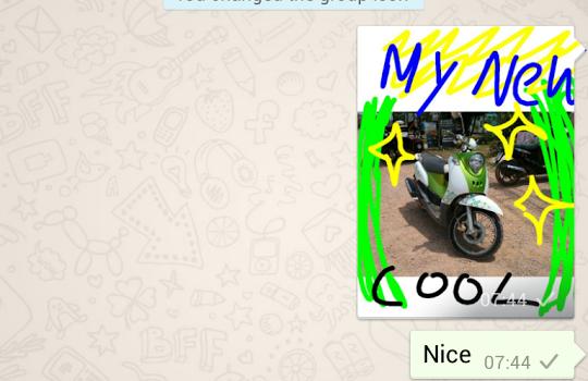 Paint for Whatsapp Ekran Görüntüleri - 1
