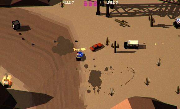 PAKO - Car Chase Simulator Ekran Görüntüleri - 7