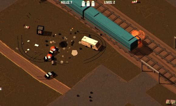 PAKO - Car Chase Simulator Ekran Görüntüleri - 6