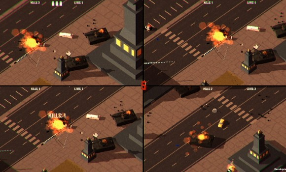 PAKO - Car Chase Simulator Ekran Görüntüleri - 1
