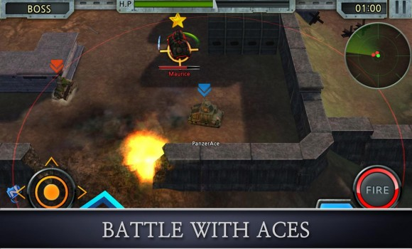 Panzer Ace Ekran Görüntüleri - 1