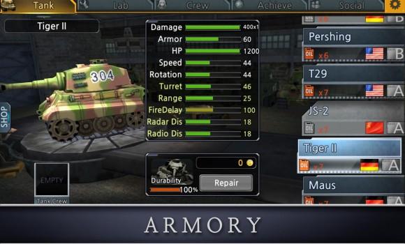 Panzer Ace Ekran Görüntüleri - 2
