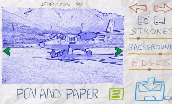 Paper Camera Ekran Görüntüleri - 6