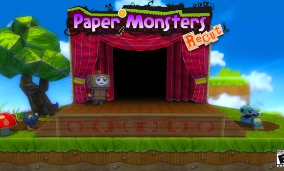 Paper Monsters Recut Ekran Görüntüleri - 5