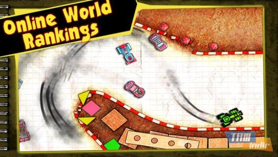 Paper Racer Ekran Görüntüleri - 1