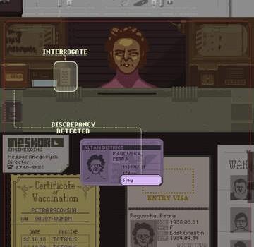 Papers, Please Ekran Görüntüleri - 2