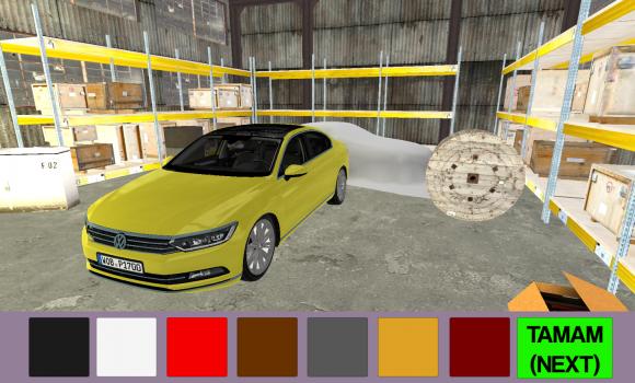 Passat B8 Gerçek Simülasyon Ekran Görüntüleri - 6
