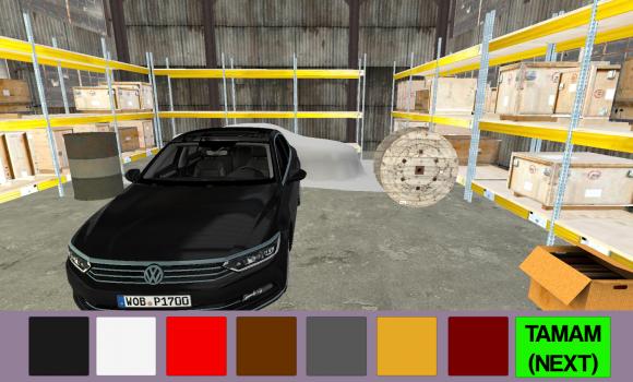 Passat B8 Gerçek Simülasyon Ekran Görüntüleri - 5