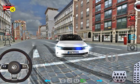 Passat B8 Gerçek Simülasyon Ekran Görüntüleri - 3