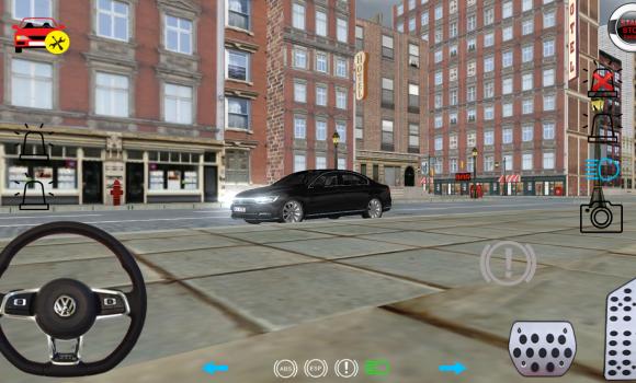 Passat B8 Gerçek Simülasyon Ekran Görüntüleri - 2