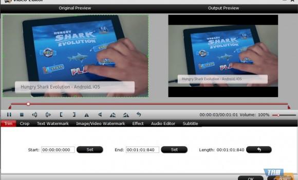 Pavtube HD Video Converter Ekran Görüntüleri - 1