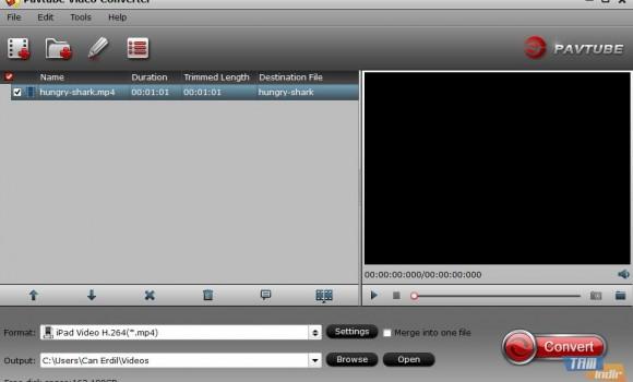 Pavtube Video Converter Ekran Görüntüleri - 2