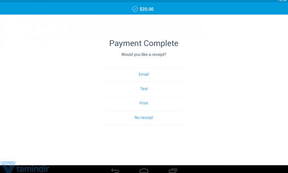 PayPal Here Ekran Görüntüleri - 5