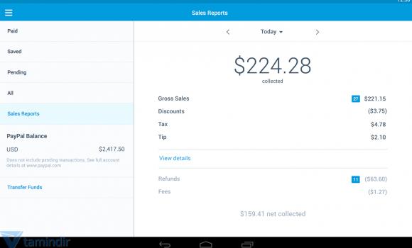 PayPal Here Ekran Görüntüleri - 3