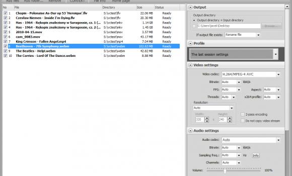 Pazera MP4 Converter Ekran Görüntüleri - 3