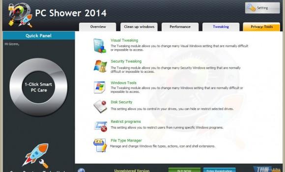 PC Shower Ekran Görüntüleri - 4