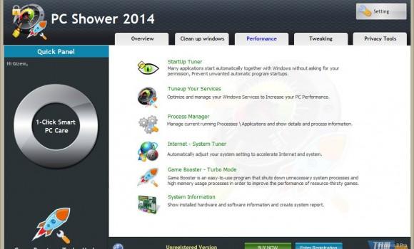 PC Shower Ekran Görüntüleri - 3