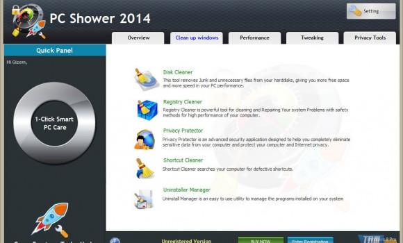 PC Shower Ekran Görüntüleri - 2