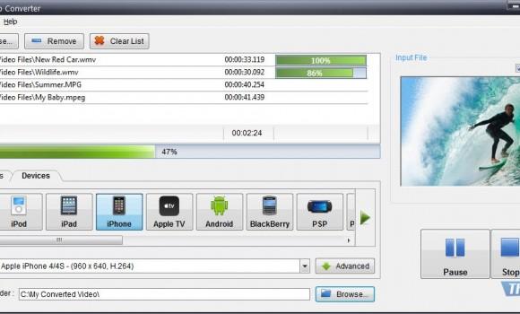 PC Video Converter Ekran Görüntüleri - 3