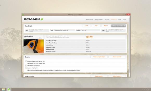 PCMark Ekran Görüntüleri - 8