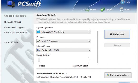 PCSwift Ekran Görüntüleri - 1