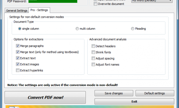 PDF2Word Converter Ekran Görüntüleri - 2