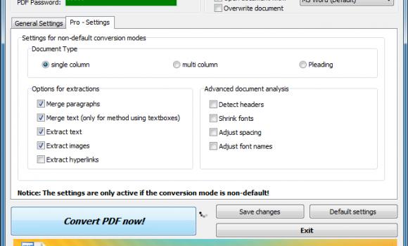 PDF2Word Converter Ekran Görüntüleri - 1