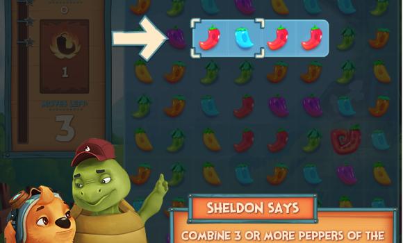 Pepper Panic Saga Ekran Görüntüleri - 4