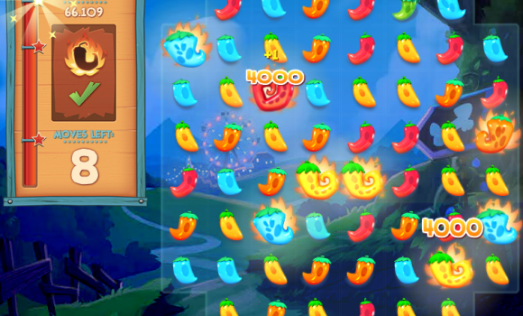 Pepper Panic Saga Ekran Görüntüleri - 1