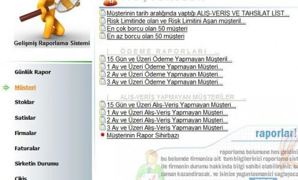 Perakende Satış Otomasyon Ekran Görüntüleri - 3