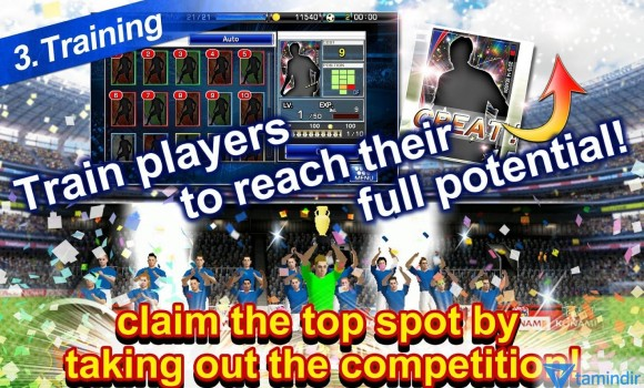 PES Manager Ekran Görüntüleri - 3