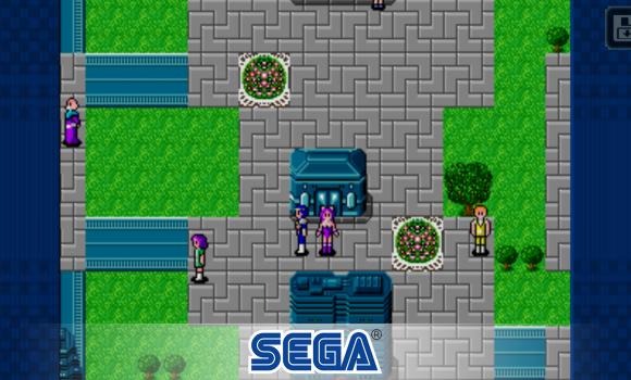 Phantasy Star II Ekran Görüntüleri - 5