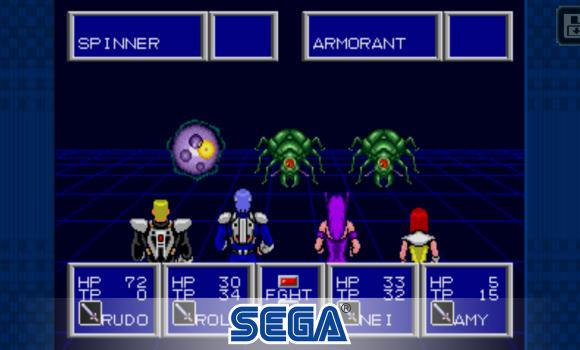 Phantasy Star II Ekran Görüntüleri - 3