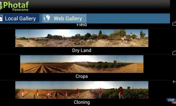 Photaf Panorama Ekran Görüntüleri - 4