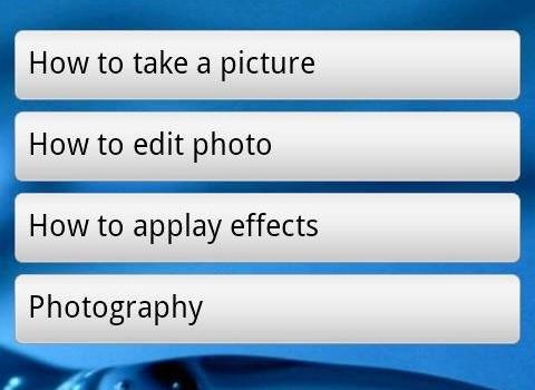 Photo Editor Photo Effects Ekran Görüntüleri - 2