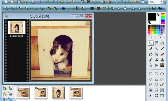 PhotoFiltre Ekran Görüntüleri - 3