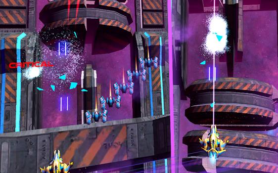 Photon Strike: Galaxy Force Ekran Görüntüleri - 3